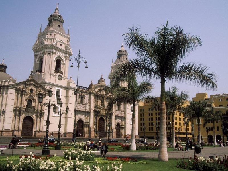 Alla scoperta di Lima, capitale del Perù