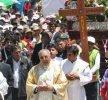 Perù, la festa della Vergine di Cocharcas