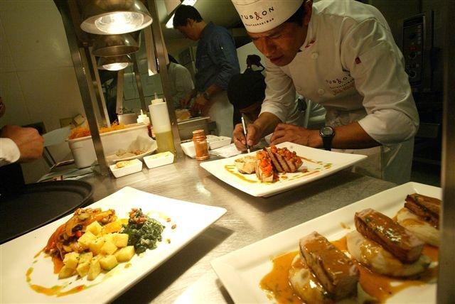 Gaston Acurio, il grande chef del Perù