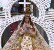 Perù, l'adorazione della Virgen de La Puerta