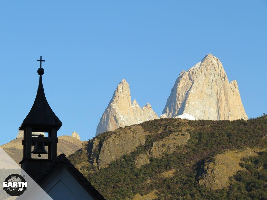 Il deserto della Patagonia