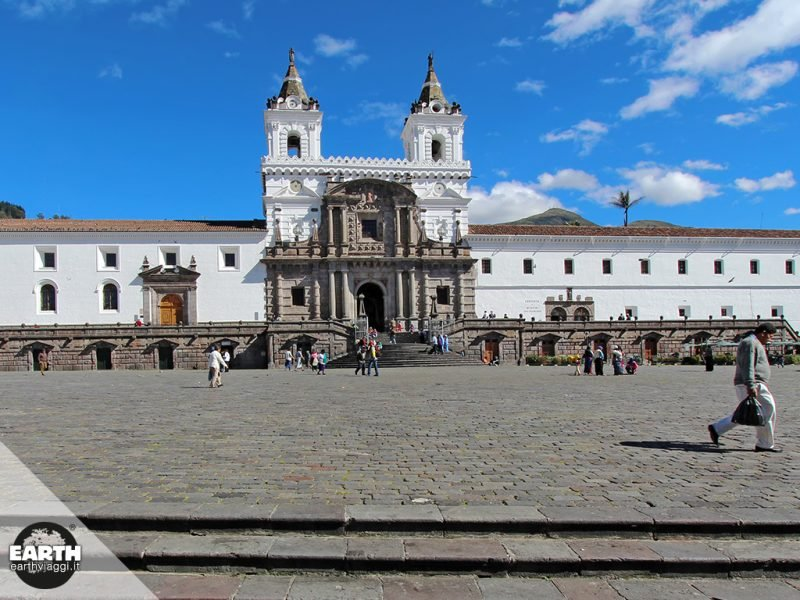 Quito, il diamante dell'Ecuador