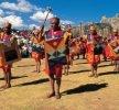 La festa di Inti Raymi in Perù