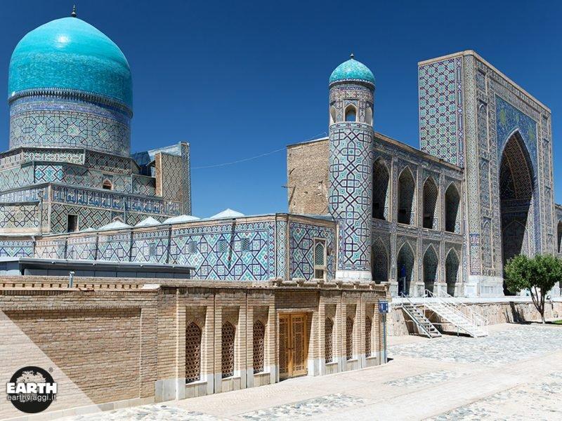 Bukhara e Samarcanda