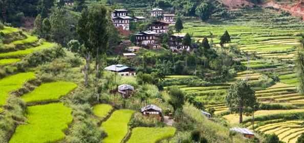 Villaggio, Bhutan, informazioni utili