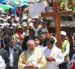 La festa della Vergine di Cocharcas in Perù