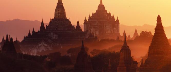 Bagan, la città dei 10.000 monumenti