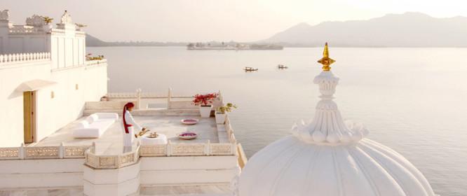 India: piccola guida agli hotel di lusso in Rajasthan