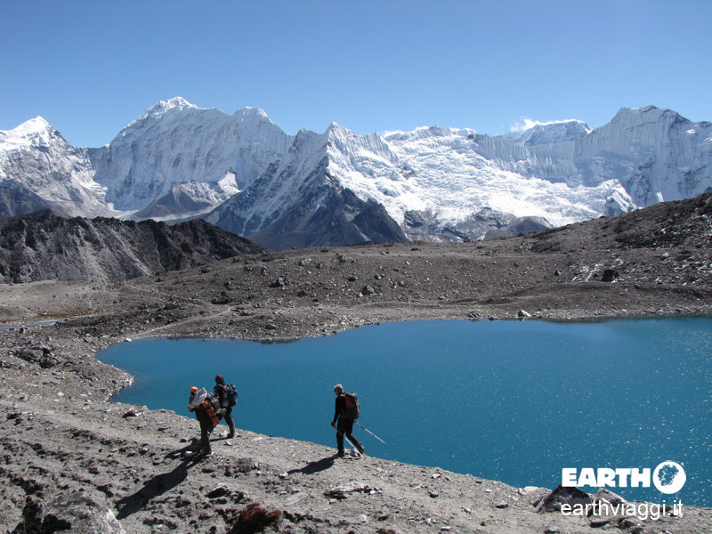 Kala Patthar, una vista privilegiata sull'Everest