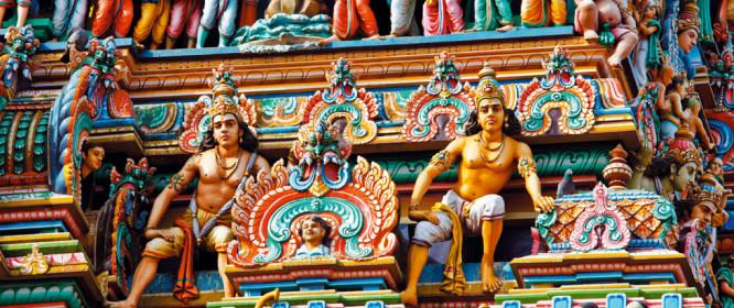 Alla scoperta dell'India del sud: Madurai