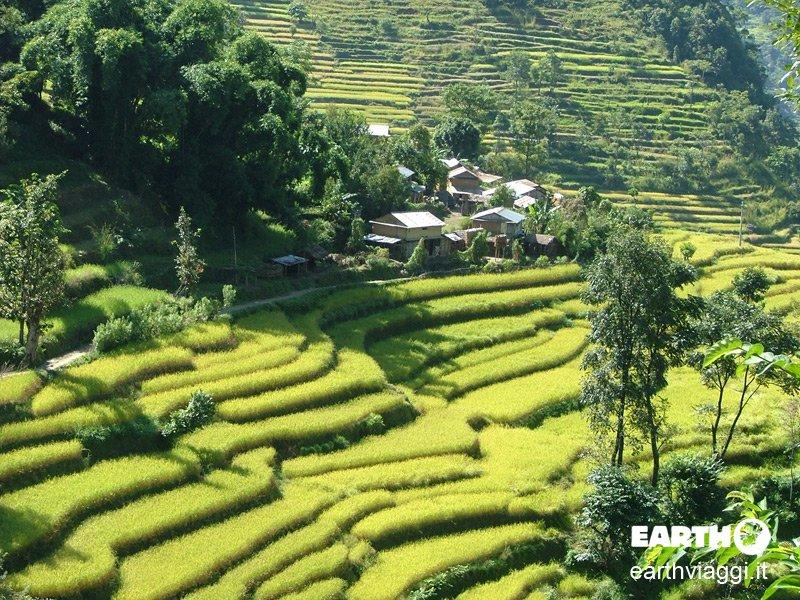 Istantanee dal Nepal