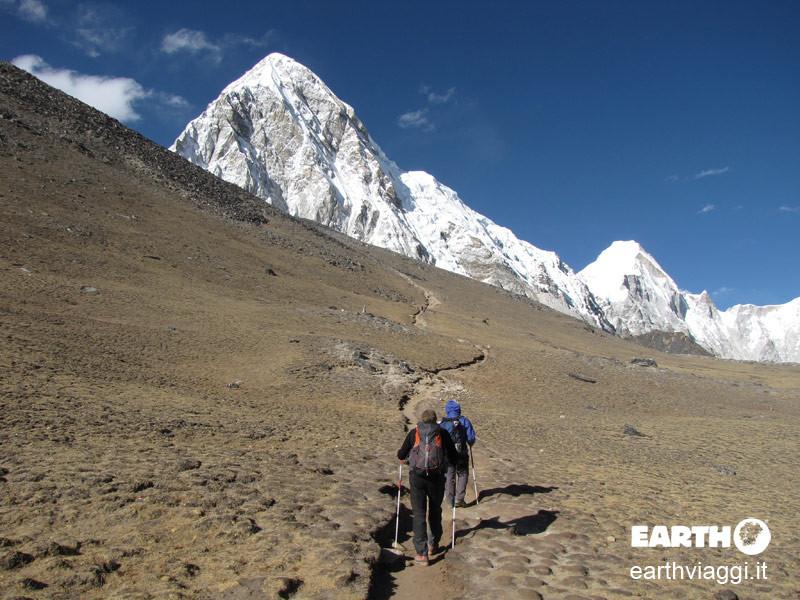 Piccola guida al campo base dell'Everest