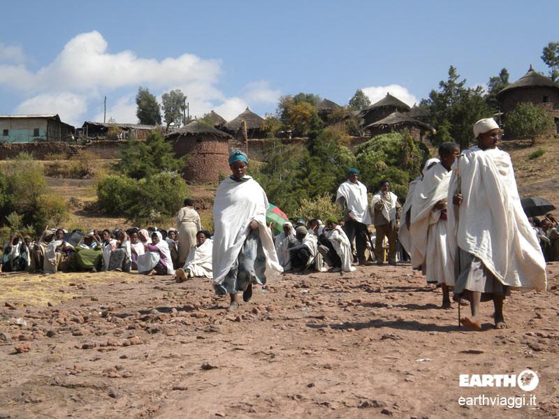 Festa del Timkat, Etiopia