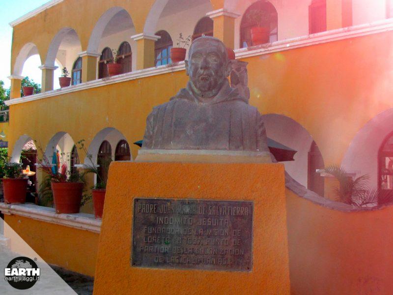 Storia e cultura della Baja California: Santa Rosalia e la missione di Nuestra Senora de Loreto