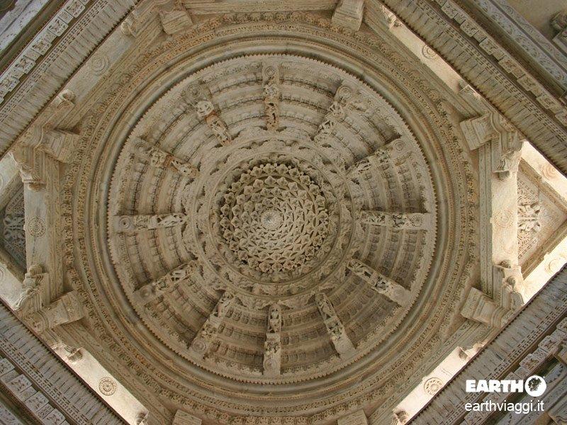 Il tempio jainista di Ranakpur, la meraviglia del Rajasthan