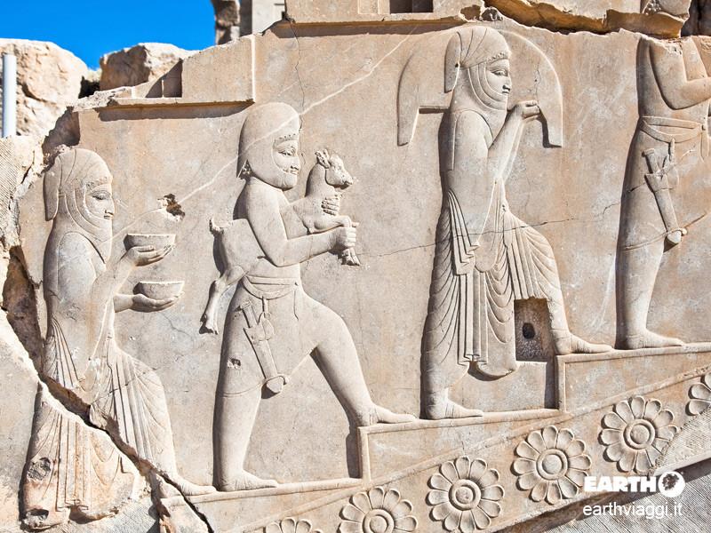 Persepoli, bassorilievi