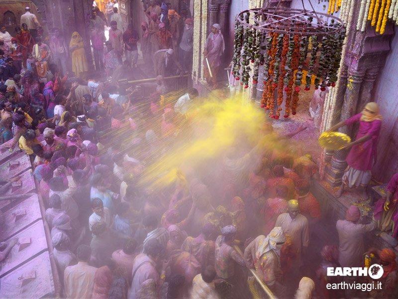 La festa di Holi, tutti i colori dell'India