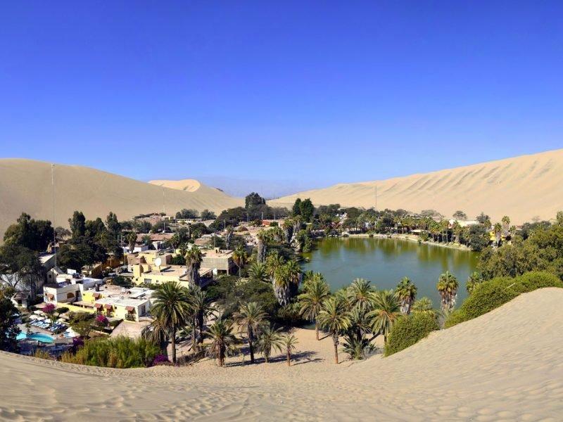 Perù: a Ica per il Festival de la Vendimia