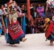 Il festival di Hemis in Ladakh, tra terra e cielo