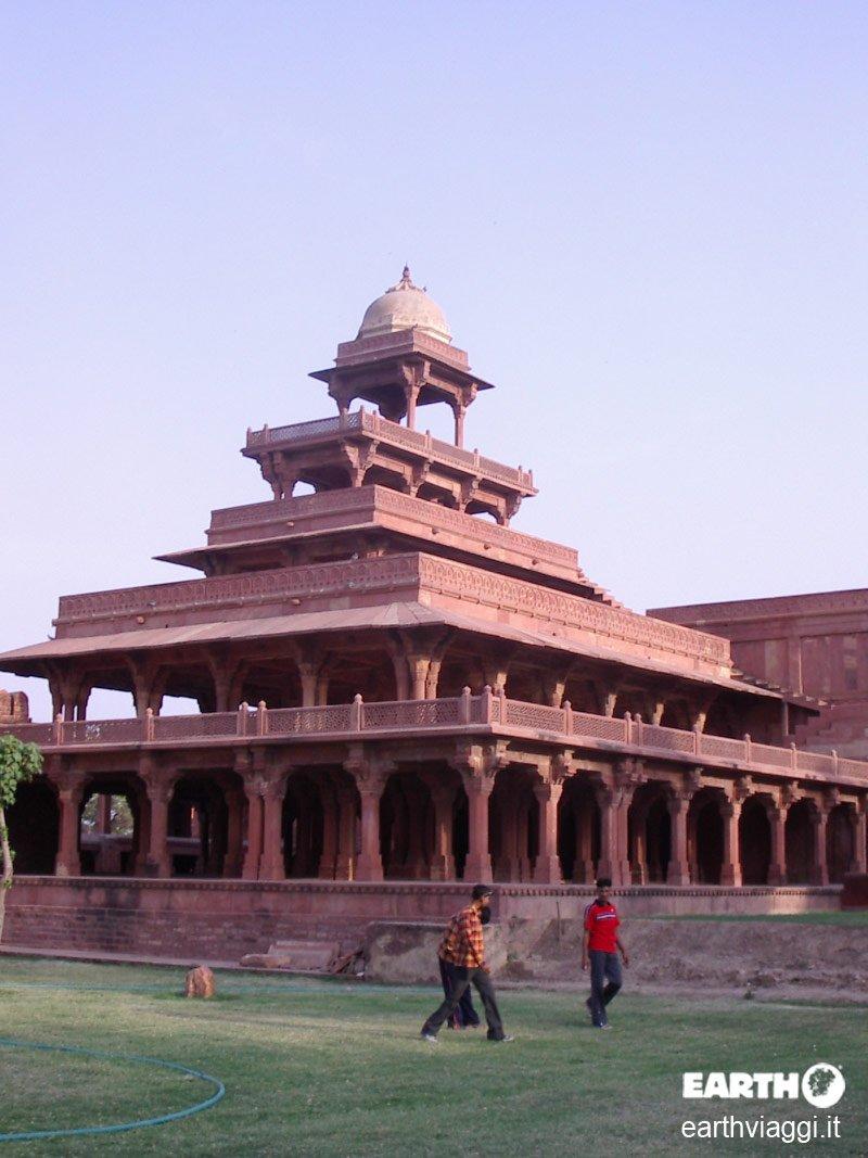 Fatehpur Sikri, capitale dell'impero moghul