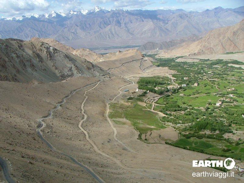 Ladakh, verso la valle di Nubra