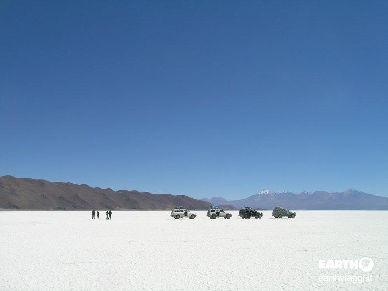 Salar de Uyuni, il deserto bianco della Bolivia