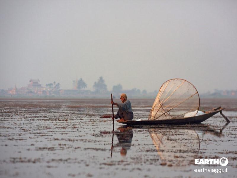 Lago Inle, natura made in Myanmar