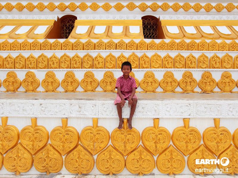 Società e cultura del Myanmar
