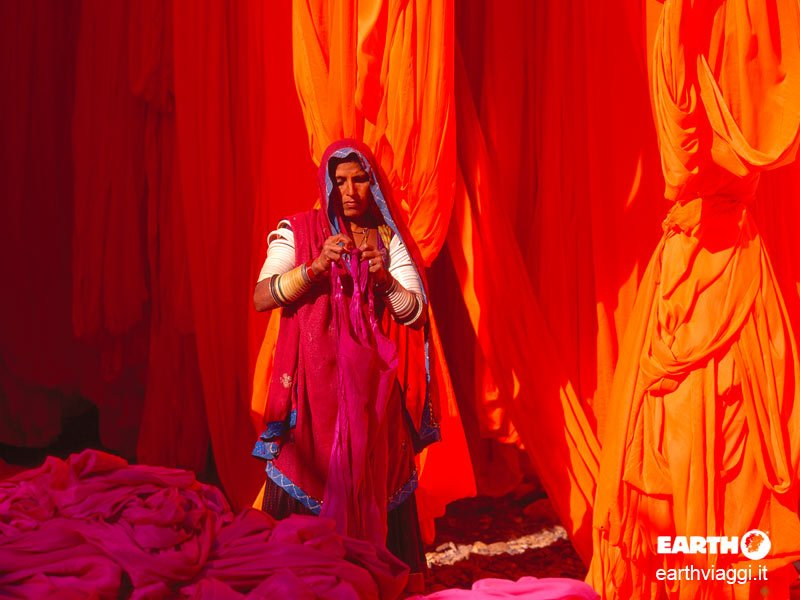 Piccola guida all'artigianato del Rajasthan