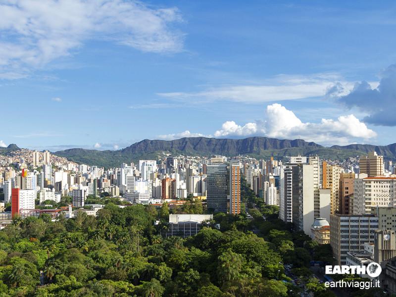Belo Horizonte, il Brasile in salsa contemporanea
