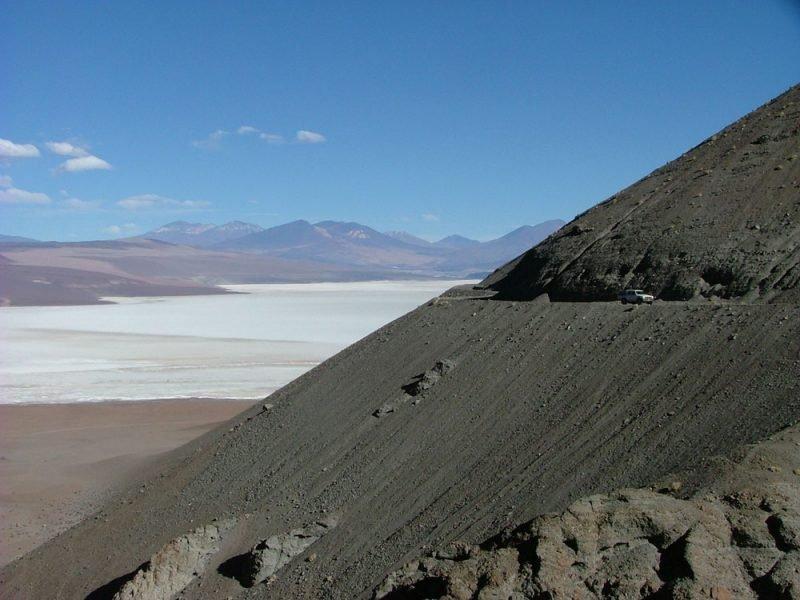 Alla scoperta dei deserti andini dell'Argentina