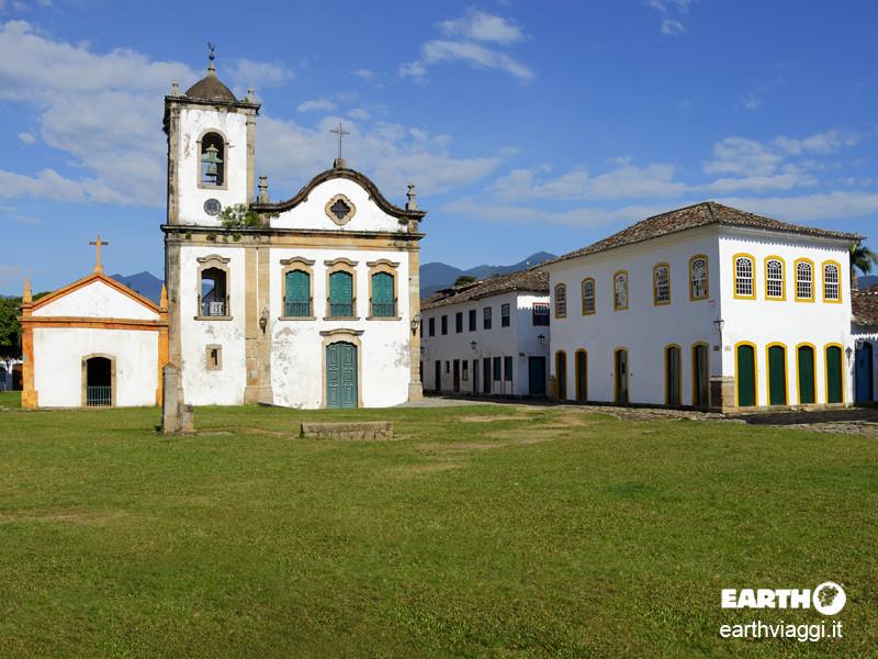 Paraty, il gioiello del Brasile coloniale