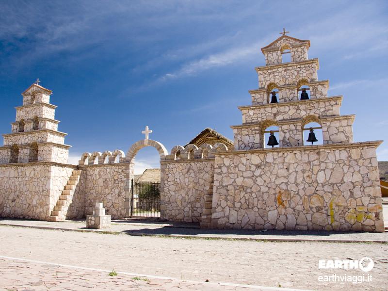 Città coloniali della Bolivia