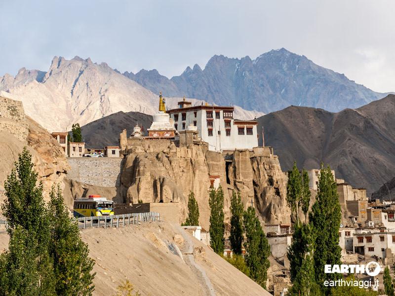 Il monastero di Lamayuru, nel cuore del Ladakh