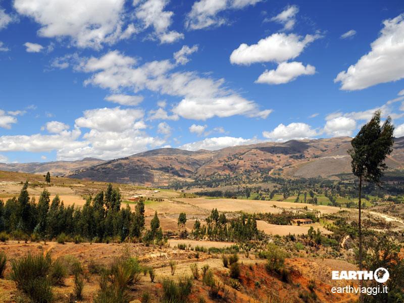 Cajamarca, viaggio nella storia del Perù