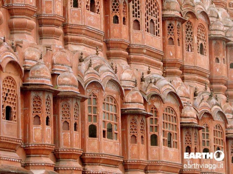 Jaipur, alla scoperta della città rosa del Rajasthan