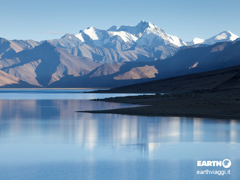 Tsomoriri, il lago al confine del cielo