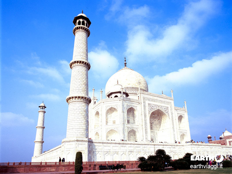 visitare l'India
