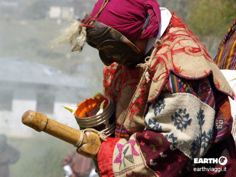 Alla scoperta del Festival di Bumthang in Bhutan