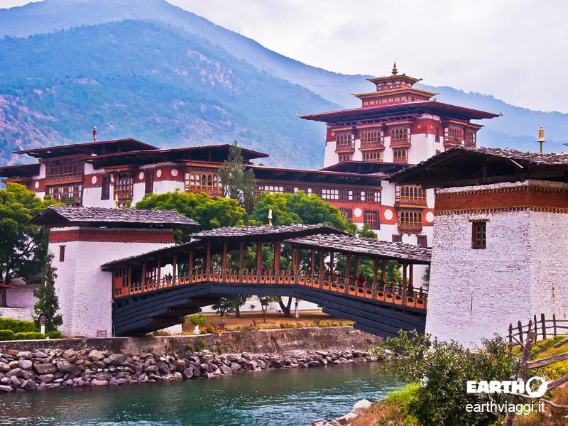 Bhutan, in viaggio alla scoperta di Punakha