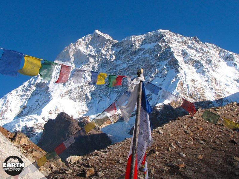 Monte Makalu, in Nepal sul tetto del mondo