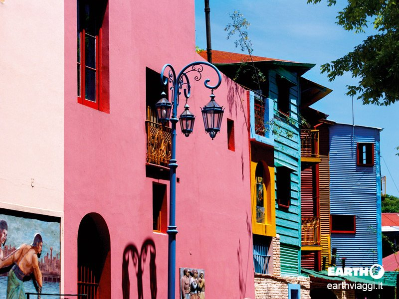Buenos Aires, un mondo in una città