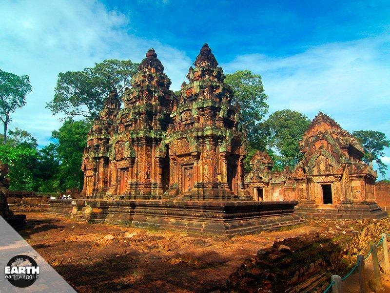 Siem Reap, nella storia millenaria della Cambogia