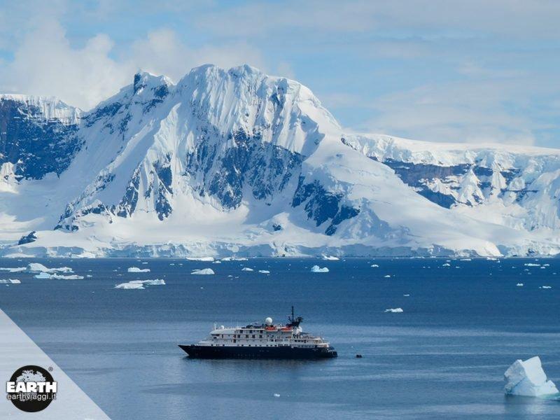 Viaggiare in Antartide: il canale di Drake