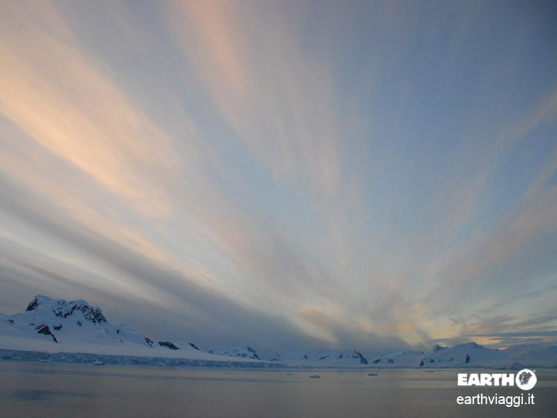 canale di Drake, Antartide