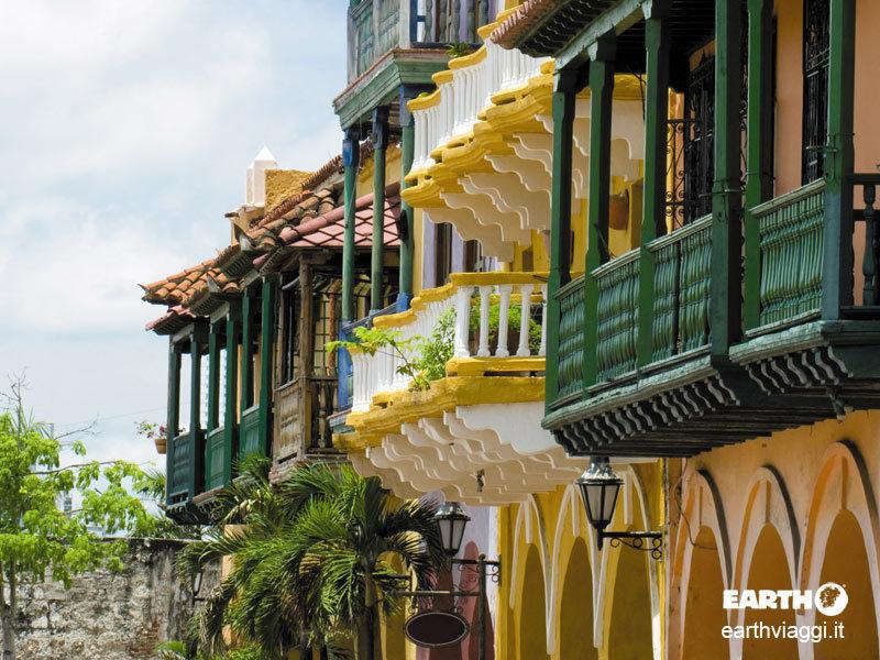 Bogotà, una metropoli tra cielo e terra
