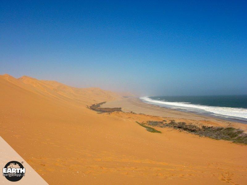 Skeleton Coast, la porta dell'inferno è in Namibia
