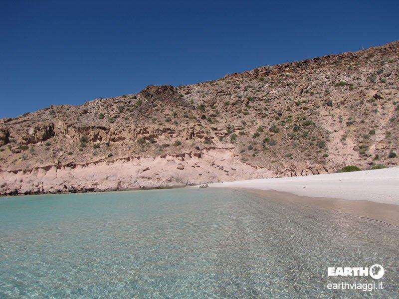 Racconto per immagini di Baja California