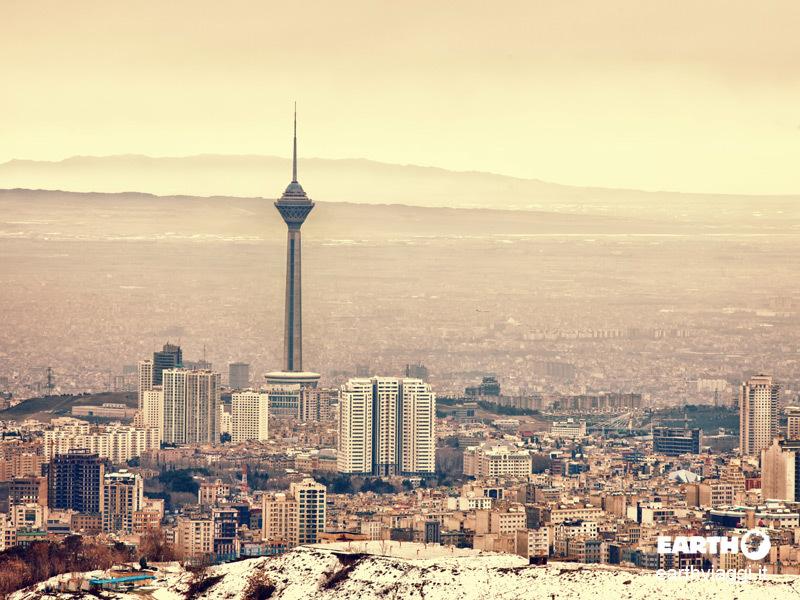Alla scoperta di Teheran