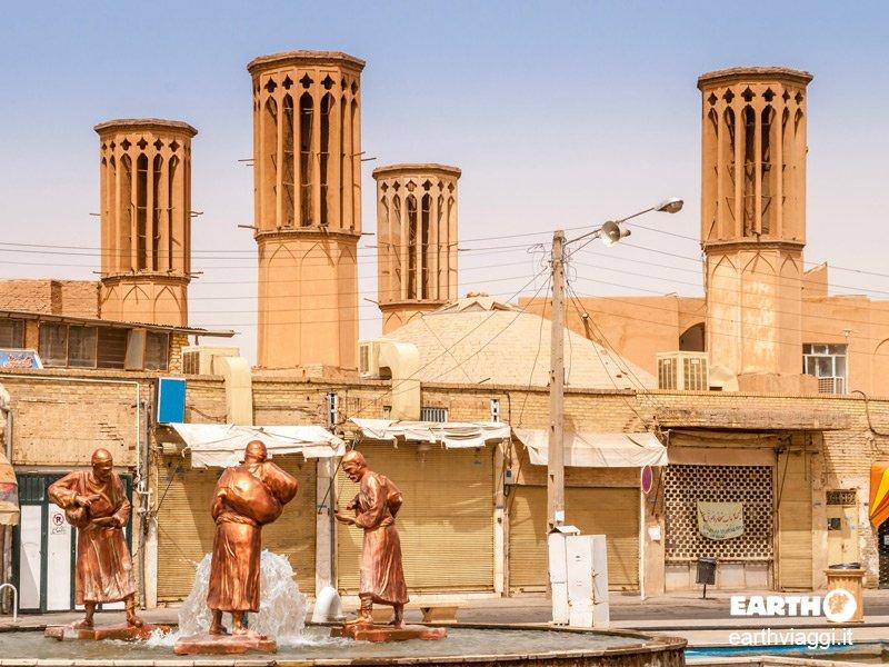 Immagini dell'Iran, Yazd